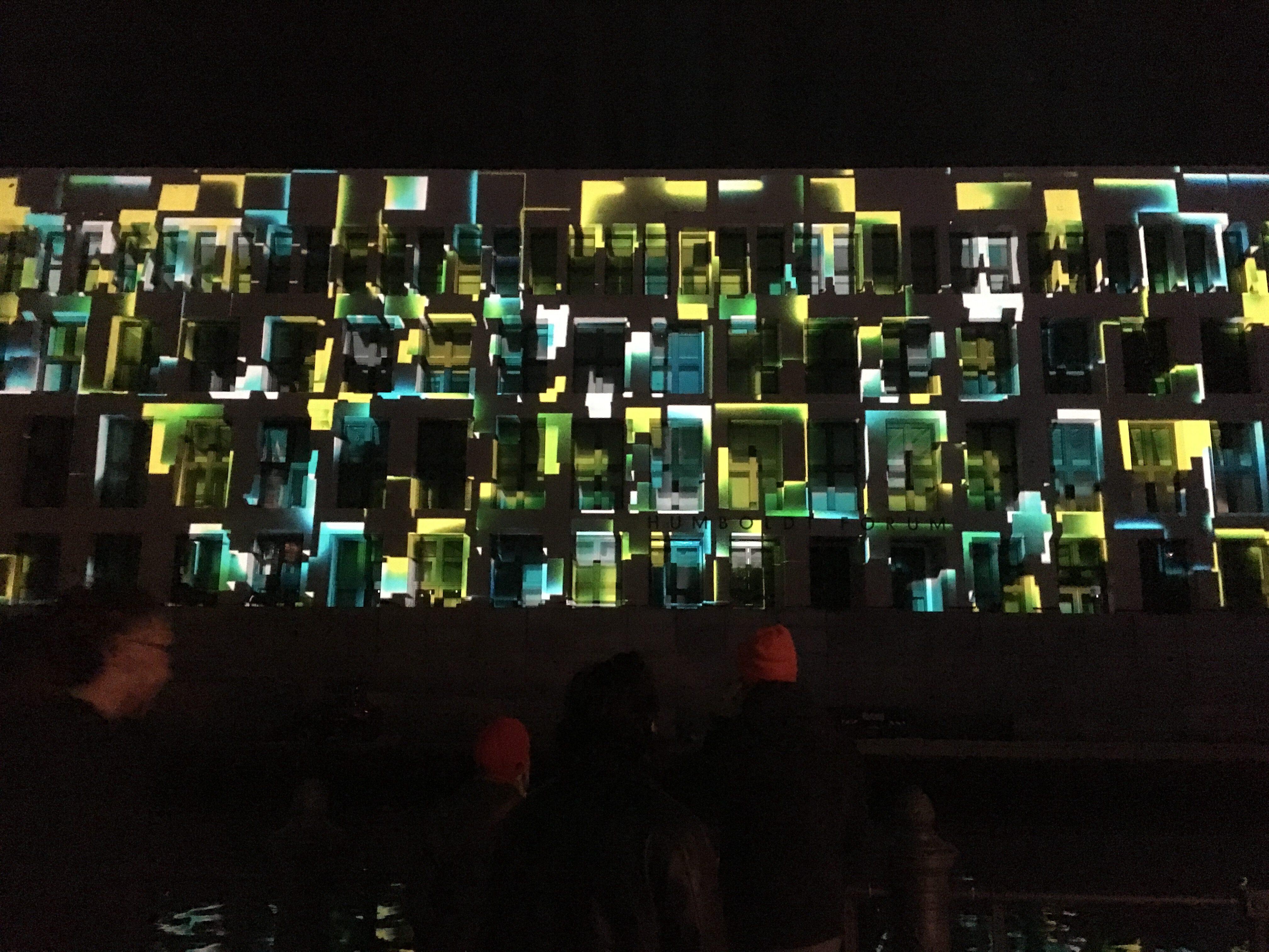 """""""Berlin leuchtet"""" und """"Festival of Lights"""" – erhellen die Berliner Nächte"""