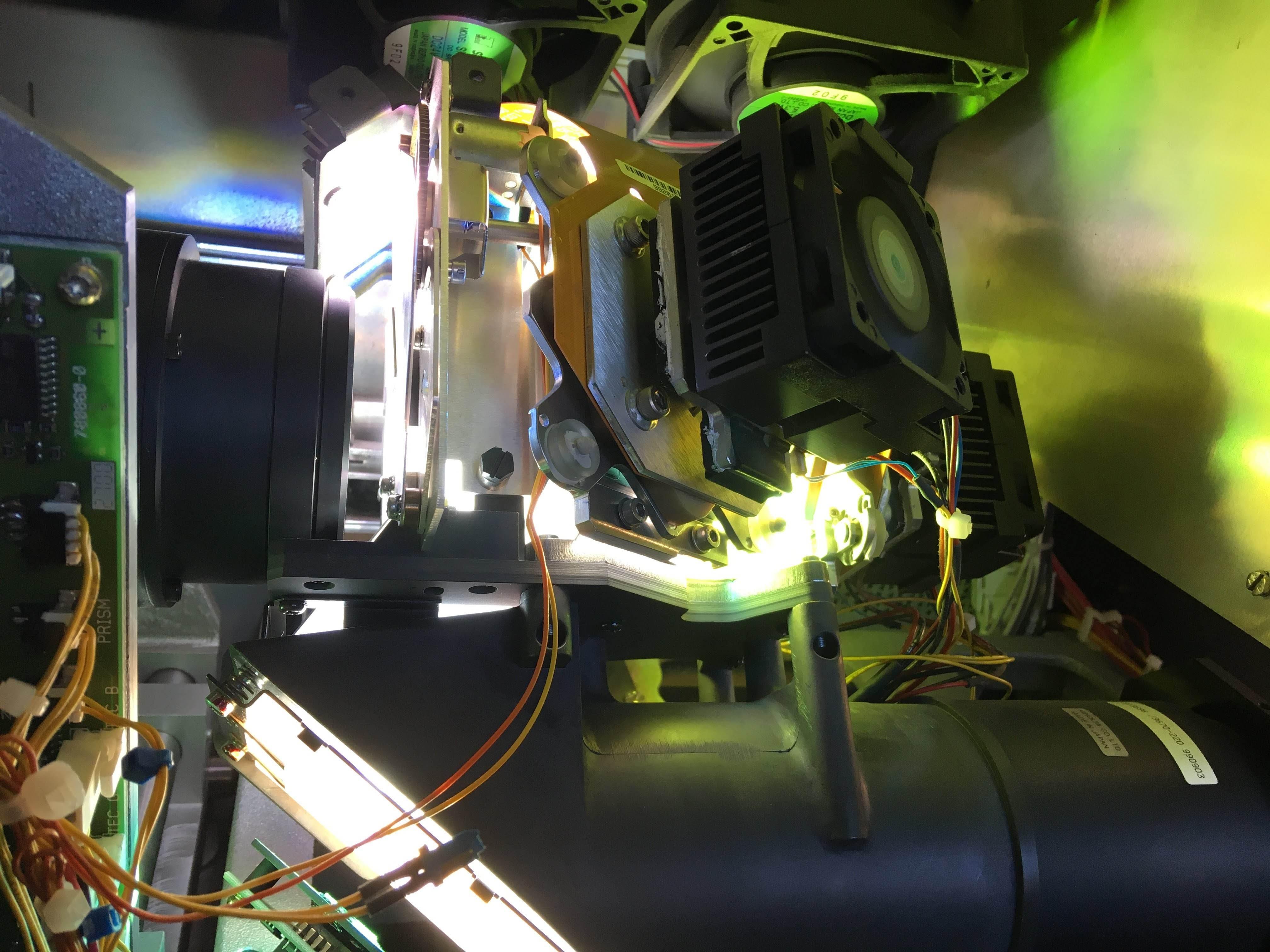 Garantie auf gebrauchte Projektoren