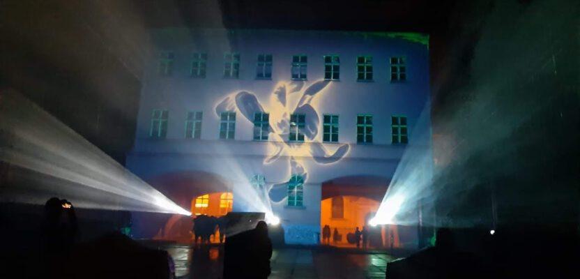 rebeam as main sponsor on the Genius Loci Weimar
